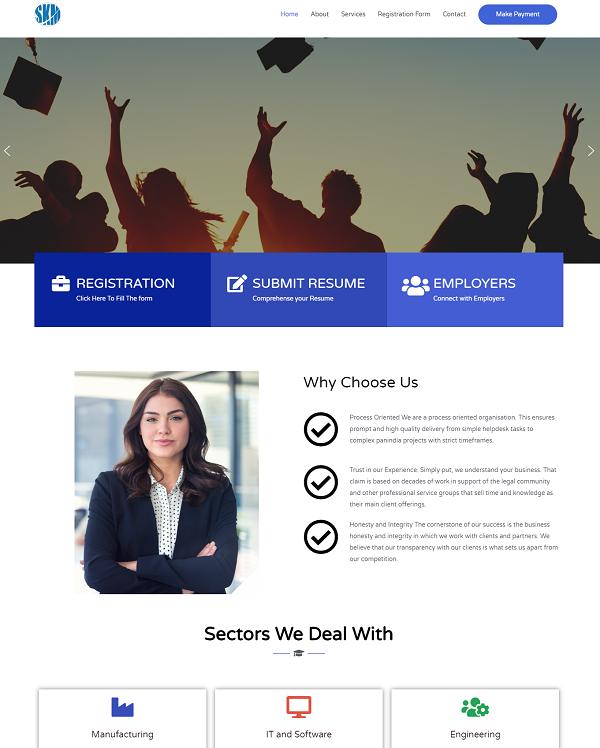 website designing company in ranchi